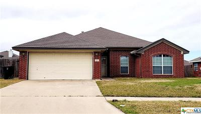 Harker Heights, Killeen, Belton, Nolanville, Georgetown Single Family Home For Sale: 4207 Capri