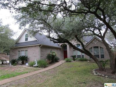 Temple, Belton Single Family Home For Sale: 4 Holly Oaks