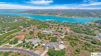 Canyon Lake Single Family Home For Sale: 255 San Salvadore