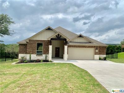 Harker Heights Single Family Home For Sale: 1904 River Rock