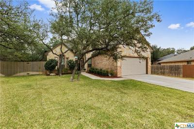Belton Single Family Home For Sale: 1803 Tejon Court