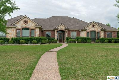 Salado Single Family Home For Sale: 1318 Walker