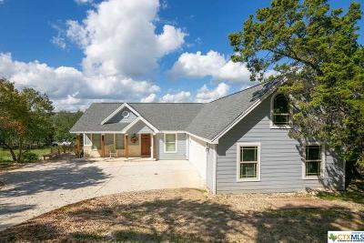Canyon Lake Single Family Home For Sale: 2737 Westview Drive