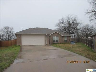Temple, Belton Single Family Home For Sale: 7203 Upland Bend