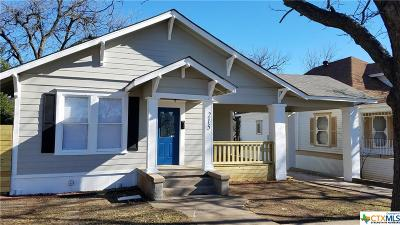 Temple Single Family Home For Sale: 215 N 9th Street