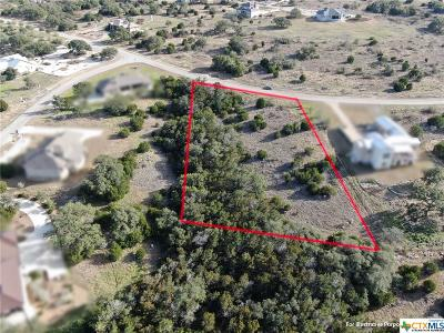 New Braunfels Residential Lots & Land For Sale: 1657 Decanter Drive