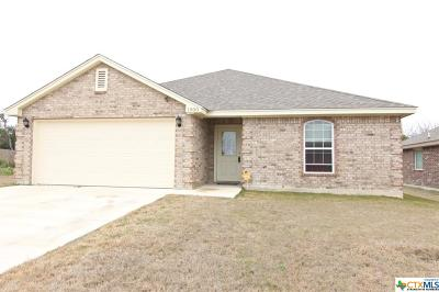 Temple Single Family Home For Sale: 1900 Pecan Creek Street