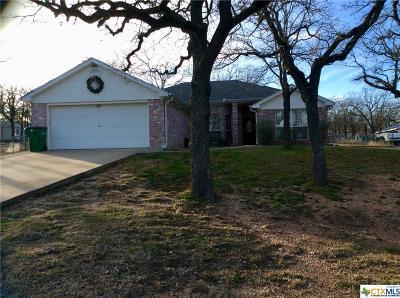 Gatesville TX Single Family Home For Sale: $165,000