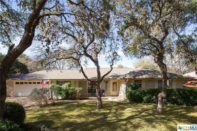 Wimberley Single Family Home For Sale: 24 Woodcreek