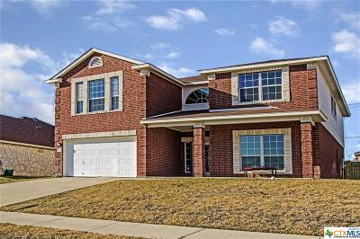 Harker Heights, Killeen, Belton, Nolanville, Georgetown Single Family Home For Sale: 5403 White Rock Drive