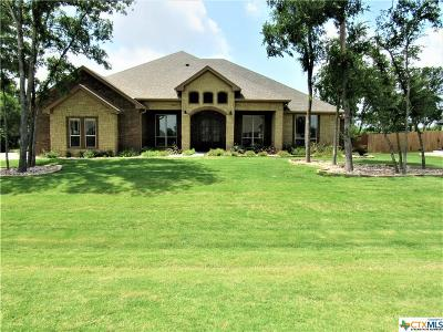 Temple TX Single Family Home For Sale: $579,900
