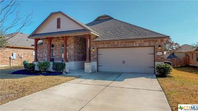 Killeen Single Family Home For Sale: 7202 Golden Oak
