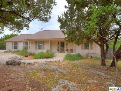 Wimberley Single Family Home For Sale: 111 Crazy Cross