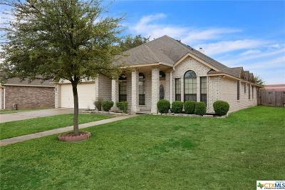 Killeen Single Family Home For Sale: 2902 Phoenix Drive