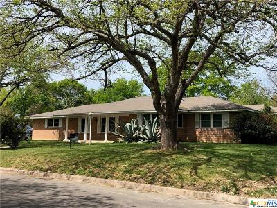 Temple, Belton Single Family Home For Sale: 4206 Wren Rd