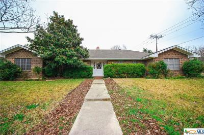 Temple, Belton Single Family Home For Sale: 2902 Forest