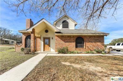 Kempner Single Family Home For Sale: 3300 Lois Lane