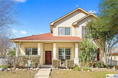 Kyle Single Family Home For Sale: 151 Caraway