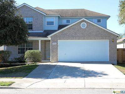 Schertz Single Family Home For Sale: 4108 Cherry Tree Drive