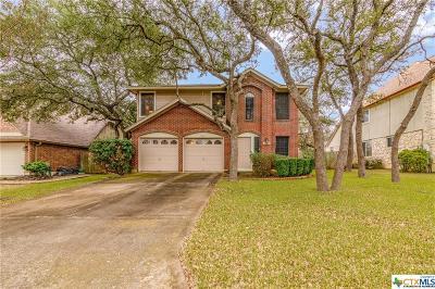 Cedar Park Single Family Home For Sale: 1702 Palmetto