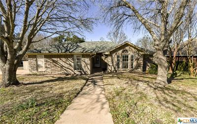 Copperas Cove Single Family Home For Sale: 608 Clara Drive