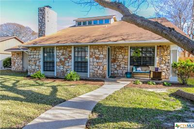 Temple, Belton Single Family Home For Sale: 4401 Buckskin