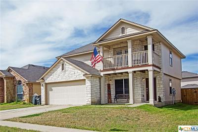 Killeen Single Family Home For Sale: 5305 Lions Gate Ln Lane
