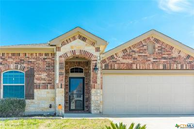 Killeen Single Family Home For Sale: 6608 Serpentine