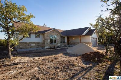 Canyon Lake Single Family Home For Sale: 863 Primrose Path