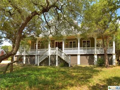 Wimberley Single Family Home For Sale: 401 Rancho Grande