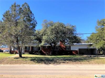Lampasas Single Family Home For Sale: 508 S Howe