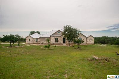 Spring Branch Single Family Home For Sale: 221 Mexican Hat