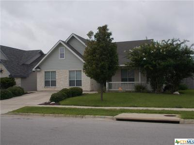Killeen Single Family Home For Sale: 5306 Rimes Ranch
