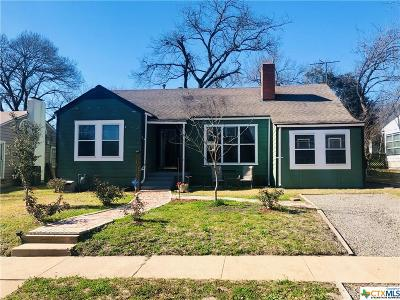 Temple Single Family Home For Sale: 1304 N 4th Street