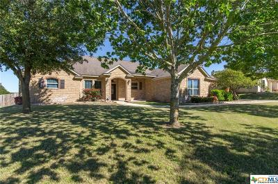 Salado Single Family Home For Sale: 3271 Hester