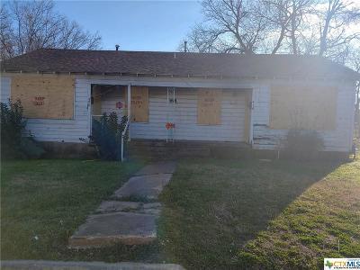 Killeen Multi Family Home For Sale: 418 E Garrison