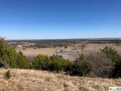 Lampasas Residential Lots & Land For Sale: Tbd Cr 3640