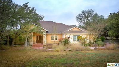 Bulverde Single Family Home For Sale: 588 Indigo Run