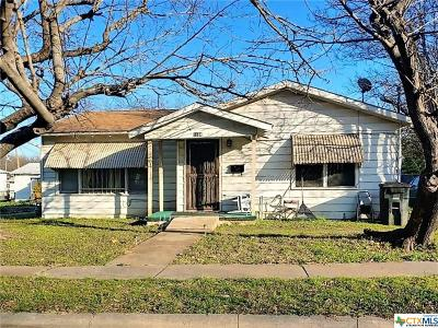 Killeen Single Family Home For Sale: 1104 N 10th