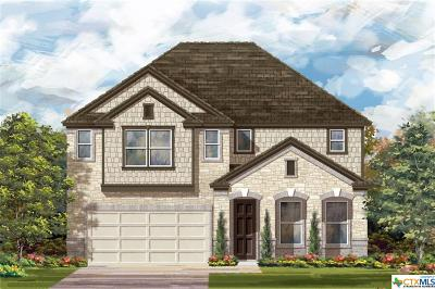 New Braunfels Single Family Home For Sale: 696 Valley Garden