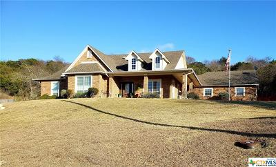 Copperas Cove Single Family Home For Sale: 2507 Freedom Lane