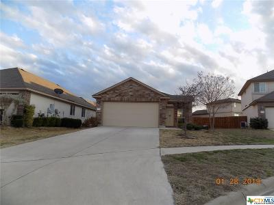 Killeen Single Family Home For Sale: 4700 Black Forest Lane