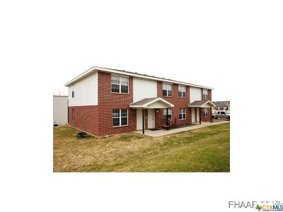 Copperas Cove Multi Family Home For Sale: 807 Industrial