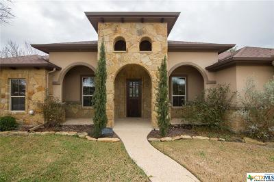 Salado Single Family Home For Sale: 1096 Doves Landing Court