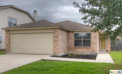 Cibolo Single Family Home For Sale: 101 Longhorn Way