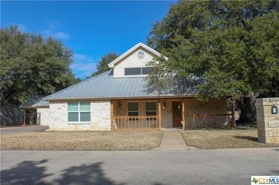 Belton Single Family Home For Sale: 4 Red Dog Court