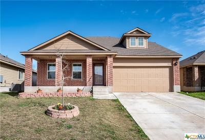 Seguin Single Family Home For Sale: 1528 Gateshead