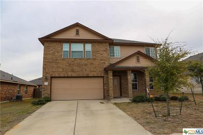 Killeen Single Family Home For Sale: 5000 Bridgewood Drive