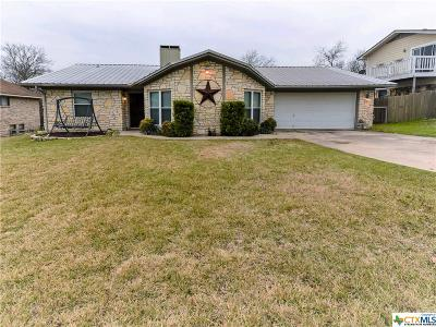 Belton Single Family Home For Sale: 7243 Woodlake