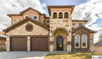 Killeen Single Family Home For Sale: 6202 Flat Slate Drive